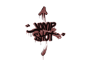 Sealed Graffiti | Jump Shot (Brick Red)