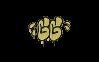 Sealed Graffiti | GGWP (Tracer Yellow)