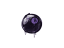 Sealed Graffiti | 8-Ball (Monster Purple)