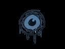 Sealed Graffiti | Eye Spy (Monarch Blue)