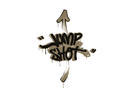 Sealed Graffiti | Jump Shot (Dust Brown)