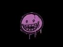 Sealed Graffiti | Mr. Teeth (Bazooka Pink)