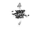 Sealed Graffiti | Jump Shot (Shark White)