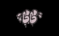 Sealed Graffiti | GGWP (War Pig Pink)