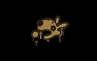 Sealed Graffiti | Popdog (Desert Amber)