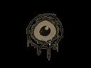 Sealed Graffiti | Eye Spy (Dust Brown)