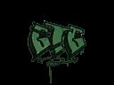 Sealed Graffiti | GTG (Jungle Green)