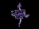 Sealed Graffiti   Jump Shot (Monster Purple)