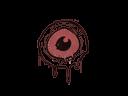 Sealed Graffiti | Eye Spy (Blood Red)