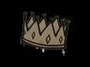 Sealed Graffiti | King Me (Dust Brown)