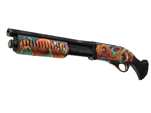 Sawed-Off | The Kraken (Field-Tested)