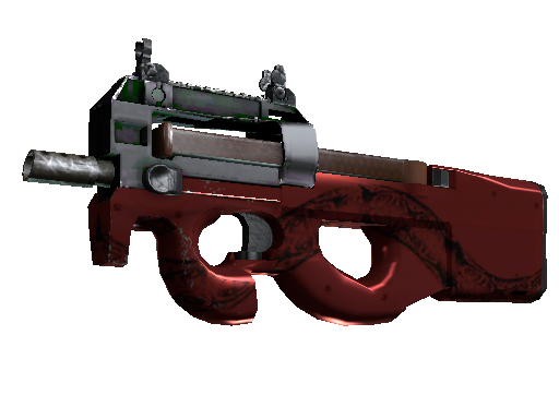 StatTrak™ P90 | Cold Blooded (Factory New)
