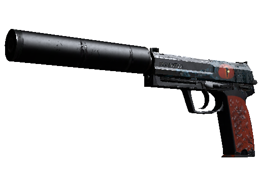 StatTrak™ USP-S | Caiman (Field-Tested)