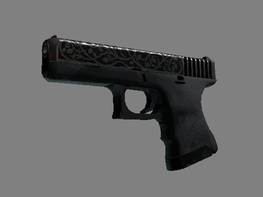 Glock-18 | Ironwork (Battle-Scarred)
