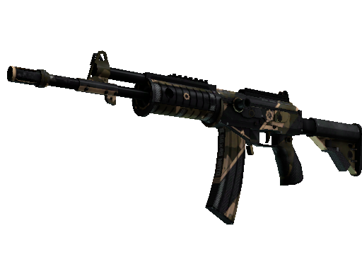 Galil AR | Black Sand (Well-Worn)
