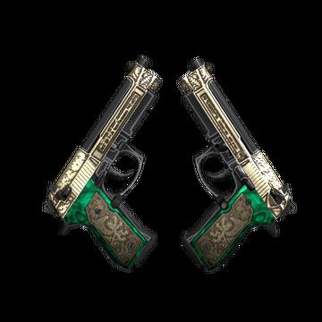 Изображение Dual Berettas