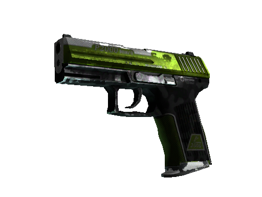 P2000 | Turf (Battle-Scarred)