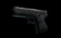 StatTrak™ Glock-18 | Ironwork (Well-Worn)