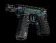 CZ75-Auto | Polymer (Well-Worn)