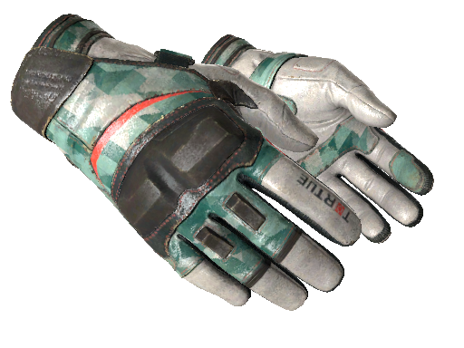 ★ Moto Gloves   Spearmint (Field-Tested)