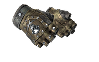★ Bloodhound Gloves | Bronzed (Battle-Scarred)