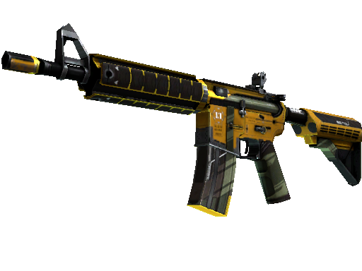 M4A4 | Buzz Kill (Well-Worn)