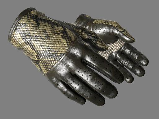 ★ Driver Gloves | Diamondback (Minimal Wear)