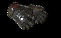 ★ Bloodhound Gloves | Charred (Well-Worn)