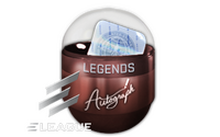 Autograph Capsule | Legends (Foil) | Atlanta 2017