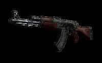 StatTrak™ AK-47   Jaguar (Battle-Scarred)