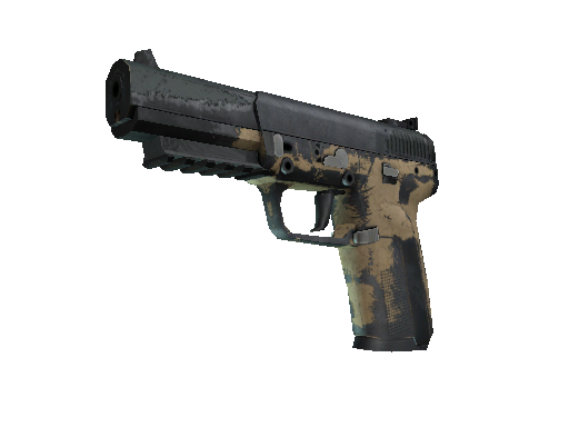 Souvenir Five-SeveN | Contractor (Battle-Scarred)
