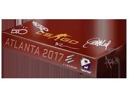 Atlanta 2017 Cobblestone Souvenir Package