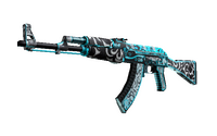 AK-47 | Frontside Misty (Well-Worn)