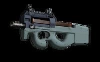 Souvenir P90 | Storm (Minimal Wear)