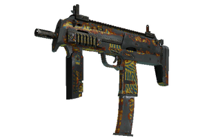 StatTrak™ MP7 | Akoben (Battle-Scarred)