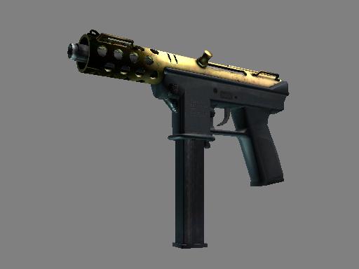 Souvenir Tec-9 | Brass (Factory New)