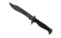 ★ Bowie Knife | Rust Coat (Well-Worn)