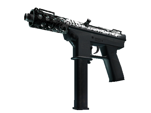 Tec-9 | Cut Out (Well-Worn)