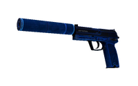 StatTrak™ USP-S | Blueprint (Well-Worn)