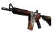 M4A4 | Hellfire (Field-Tested)