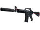 M4A1-S | Briefing (Well-Worn)