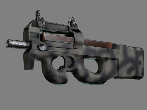 Souvenir P90 | Scorched (Minimal Wear)