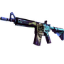 M4A4   Desolate Space (Field-Tested)