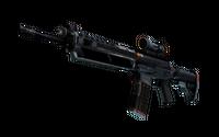 SG 553   Phantom (Battle-Scarred)