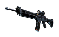 StatTrak™ SG 553 | Phantom (Minimal Wear)