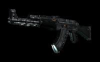 StatTrak™ AK-47   Elite Build (Battle-Scarred)