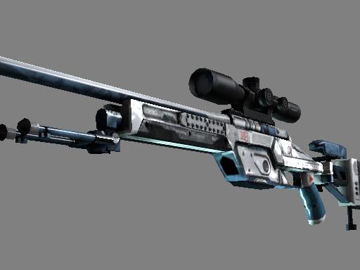 SSG 08 | Ghost Crusader (Well-Worn)