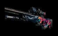 AWP   Hyper Beast (Well-Worn)