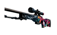 AWP | Hyper Beast (Well-Worn)