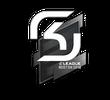 Наклейка | SK Gaming | Бостон 2018